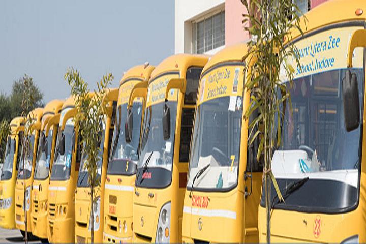Mount Litera Zee School-Transport