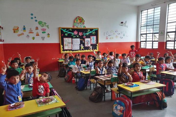 Nachiketa Higher Secondary School-Classroom Junior