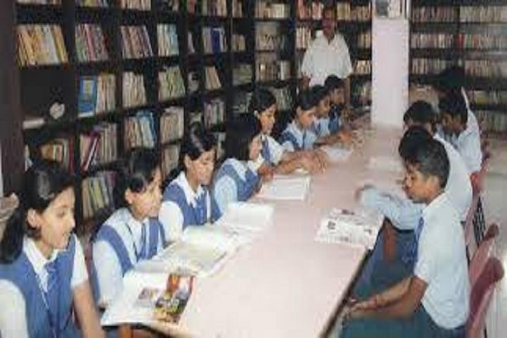 B D Public School-Library