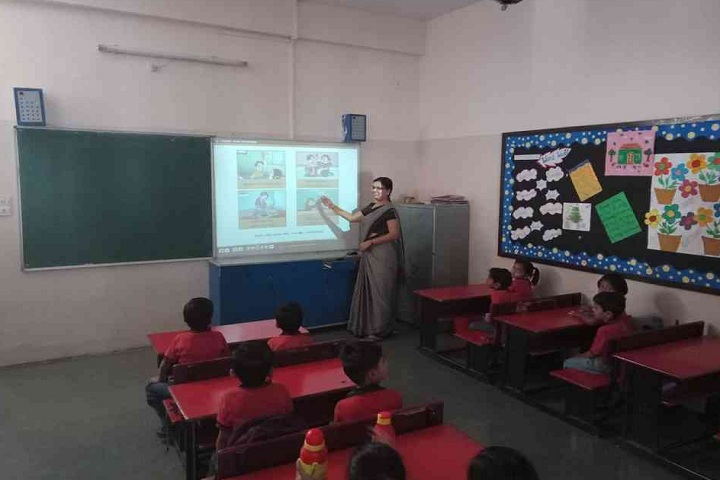 Narmada Valley International School-Digital Classroom