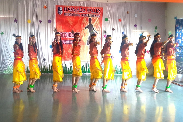 Narmada Valley International School-Event