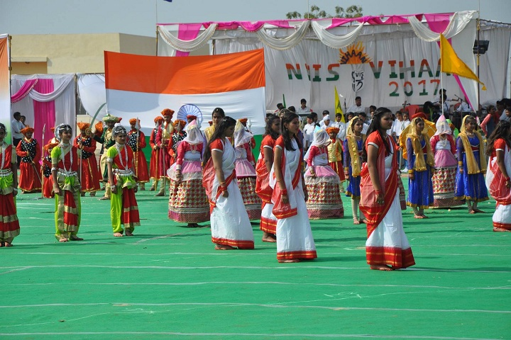 Narmada Valley International School-Independence Day