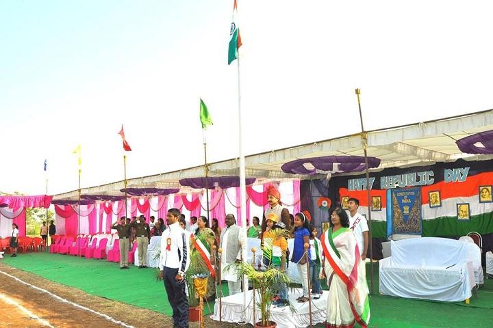 Narmada Valley International School-Republic Day