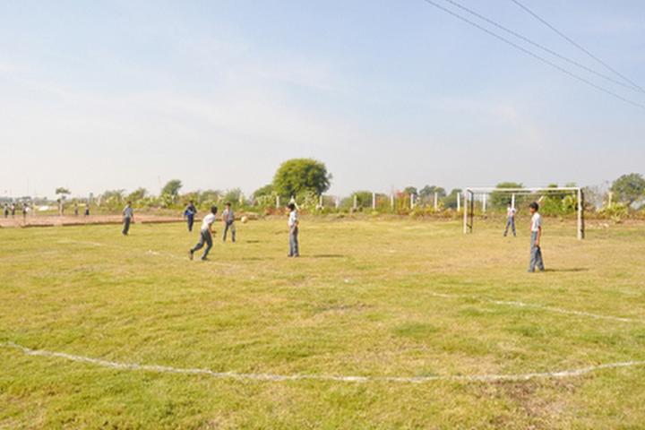 Narmada Valley International School-Sports football