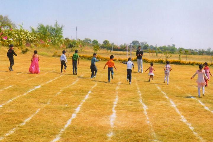 Narmada Valley International School-Sports running