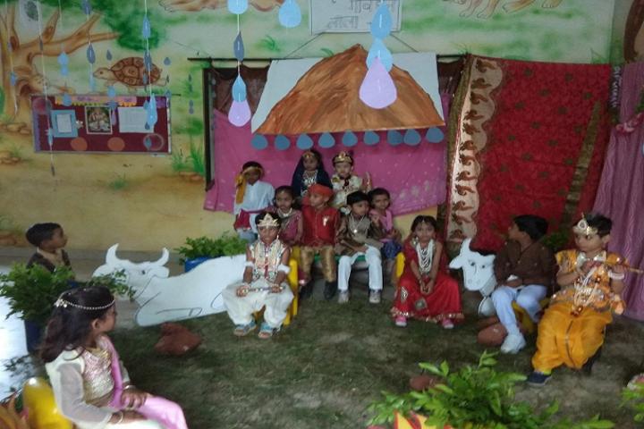 Narmada Valley International School-Events celebration