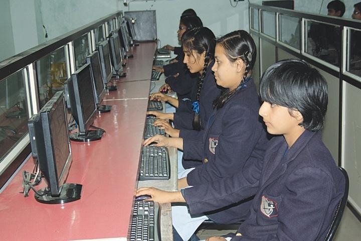 Narmada Valley International School-IT-Lab