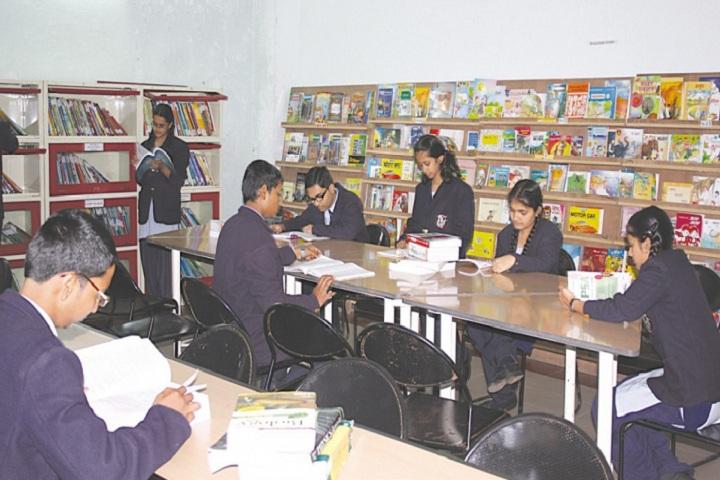 Narmada Valley International School-Library