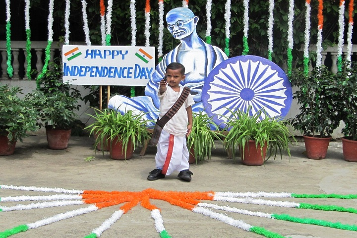 National Public School-Independance Day