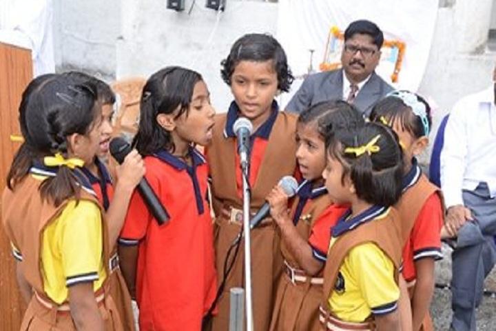 Navin Vaishnav Vidhyamandir-Events Singing