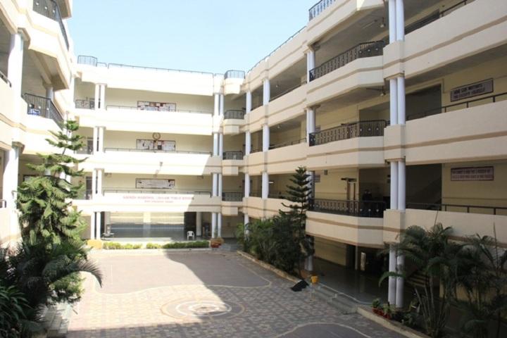 Navnidh Hassomal Lakhani Public School-Campus View