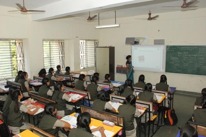 Navnidh Hassomal Lakhani Public School-Classroom