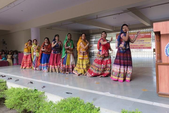 Navnidh Hassomal Lakhani Public School-Dance