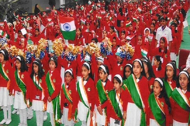 Navnidh Hassomal Lakhani Public School-Republic Day