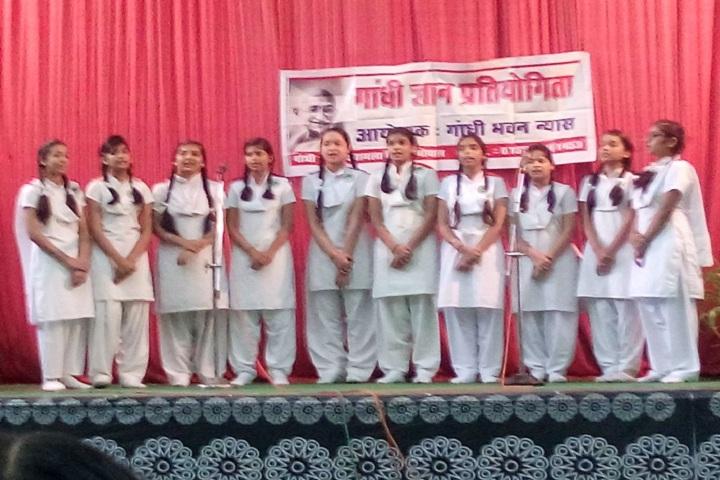 Navnidh Hassomal Lakhani Public School-Singing