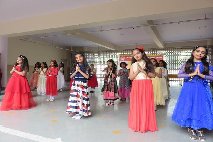 Navnidh Hassomal Lakhani Public School-Event