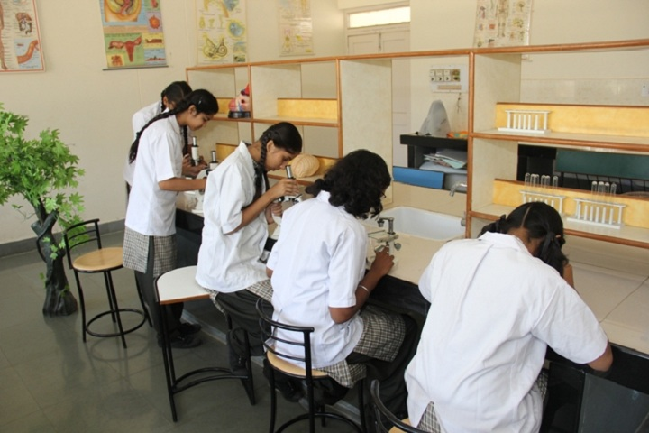 Navnidh Hassomal Lakhani Public School-Physics Lab