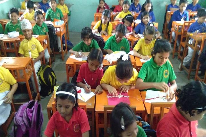 Nehru Montessori Higher Secondary School-Classroom junior