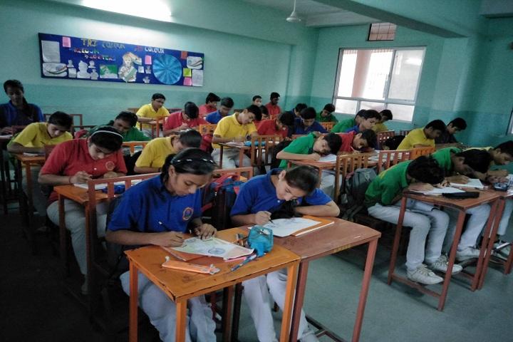 Nehru Montessori Higher Secondary School-Classroom