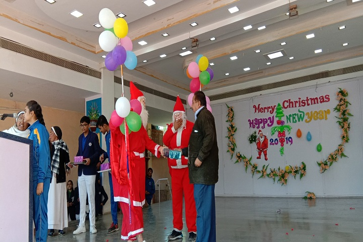 Nehru Montessori Higher Secondary School-Events celebration