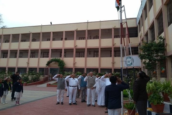 Nehru Montessori Higher Secondary School-Events republic day
