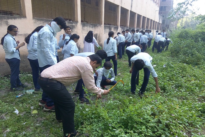 Nehru Montessori Higher Secondary School-plantation