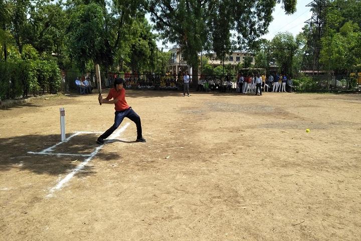 Nehru Montessori Higher Secondary School-Sports cricket