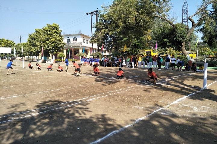 Nehru Montessori Higher Secondary School-Sports kho kho
