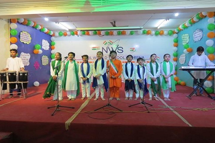 Neiil World School-Events Independance Day Programme