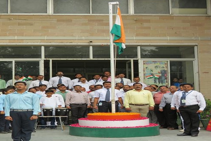 Neiil World School-Independance Day