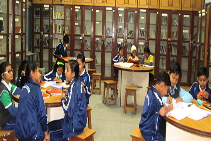 Neiil World School-Library