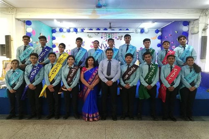 Neiil World School-Investiture Ceremony