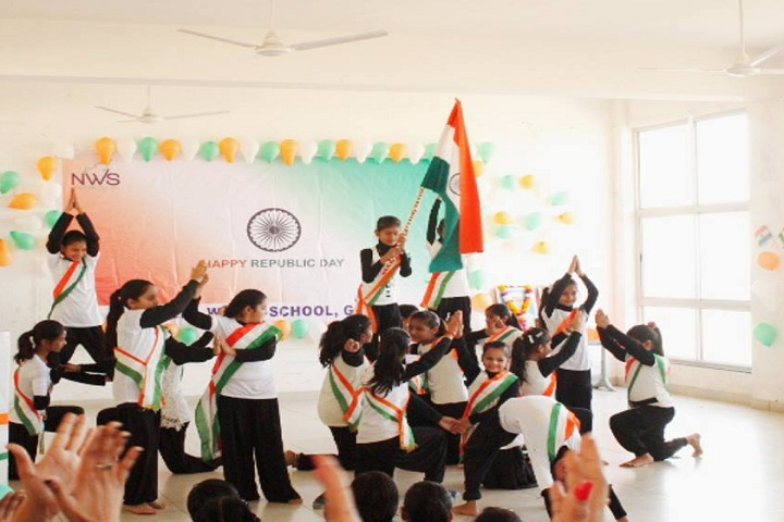 Neiil World School-Events Republic Day
