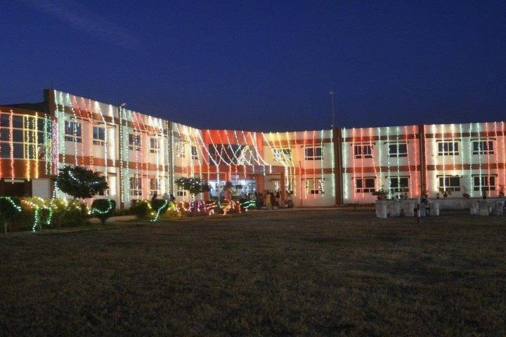 New Delhi Public School-Campus-View