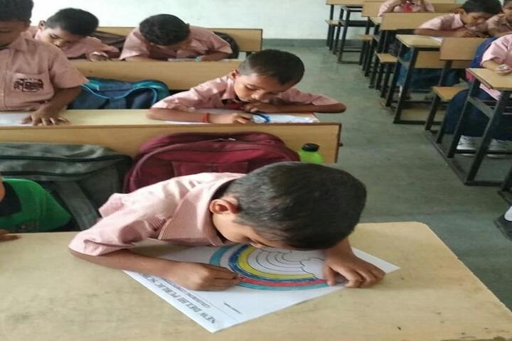 New Delhi Public School-Classroom view