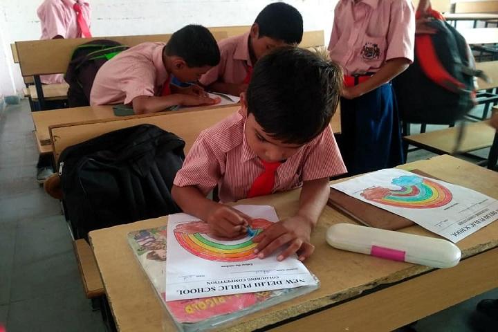 New Delhi Public School-Others activity