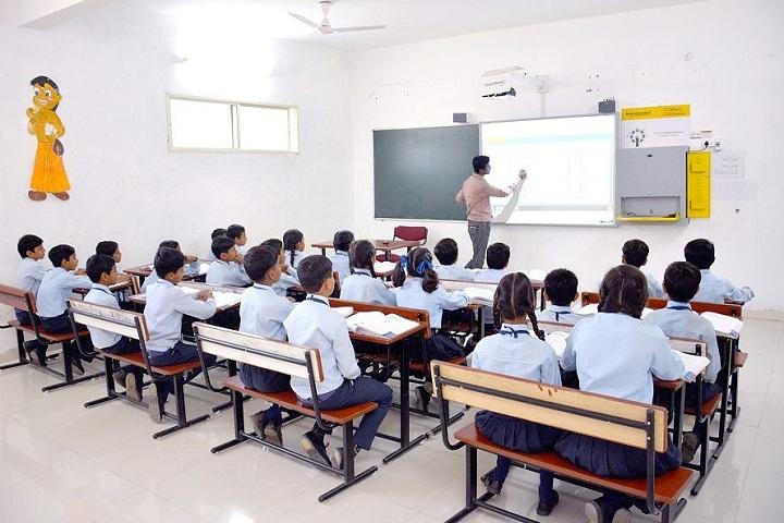 New Oxford Junior College-Smart Classroom