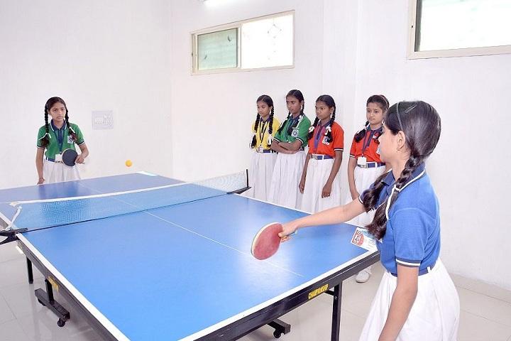 New Oxford Junior College-Indoor Games
