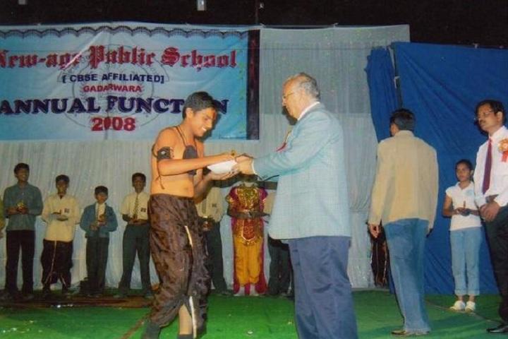 New Age Public School-Annual Function