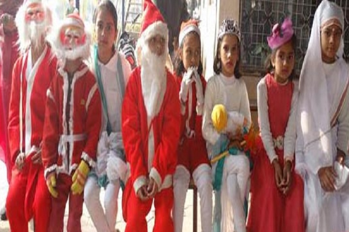 New Age Public School-Christmas Celebration