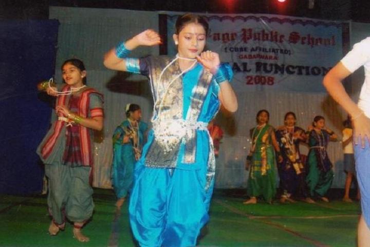 New Age Public School-Dance