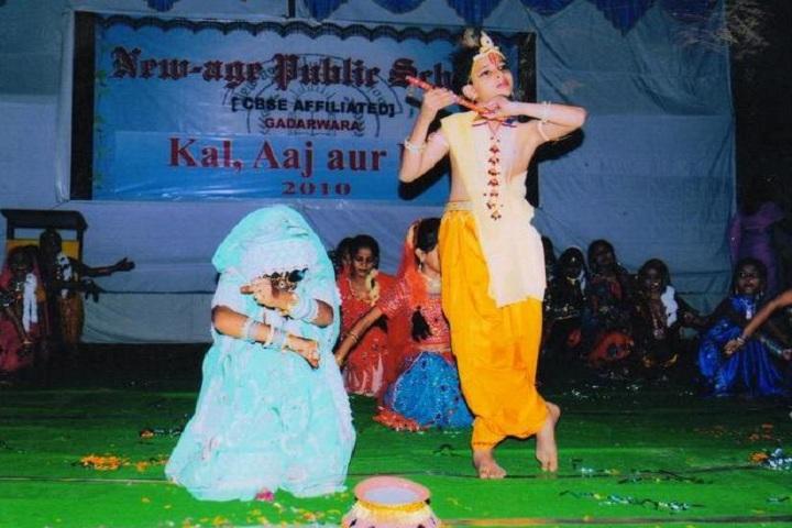 New Age Public School-Festival Celebration
