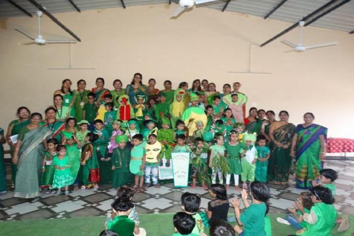 New Age Public School-Green Day