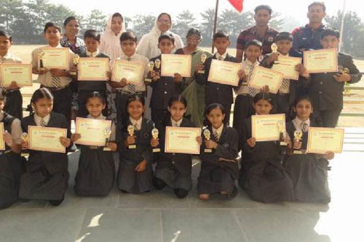 New Age Public School-Achievement