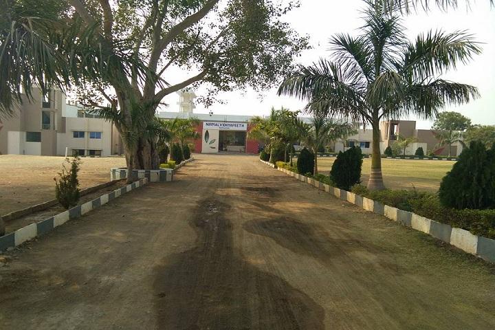 Nirmal Vidhyapeeth-Campus View