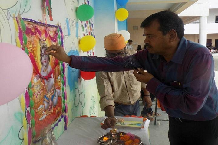 Nirmal Vidhyapeeth-Activity