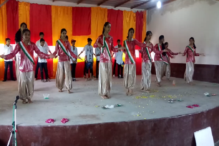 Nirmala Convent School-Independance Day Programme