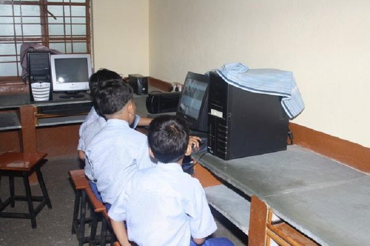 Nirmala Convent School-IT Lab