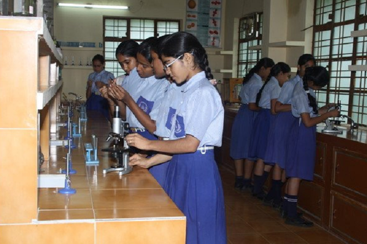 Nirmala Convent School-Biology Laboratory