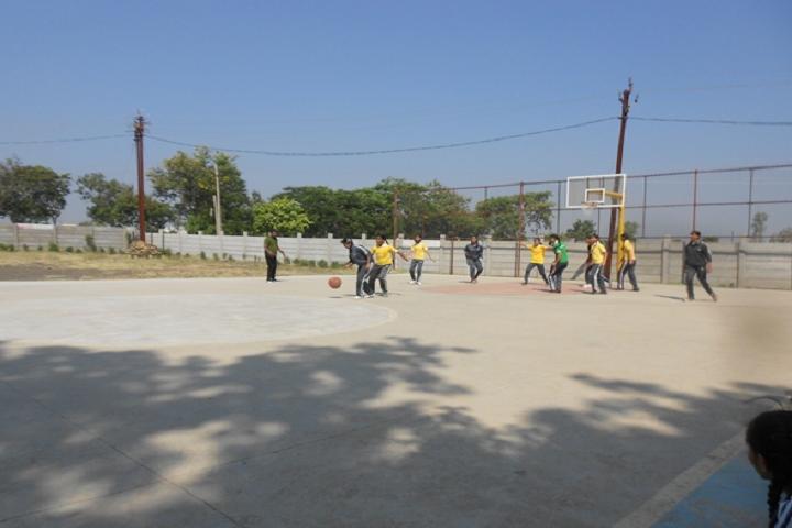 Nirmala Convent School-Sports Volleyball